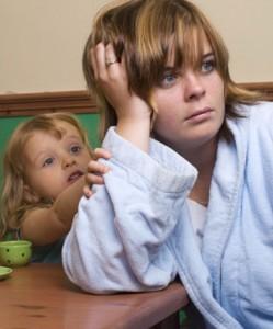 anya és bűntudat