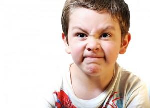mérges fiú