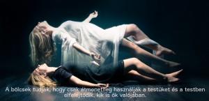 alvás közben a lélek elhagyja a testet