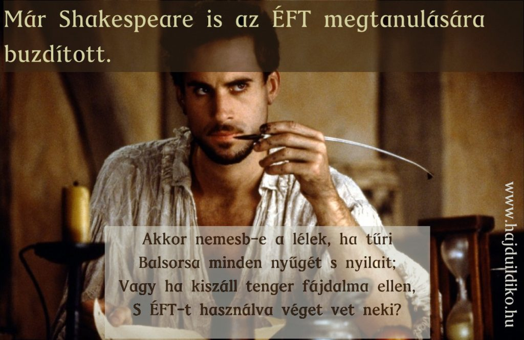 Shakespeare és az ÉFT