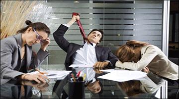 munkahelyi problémák - ÉFT