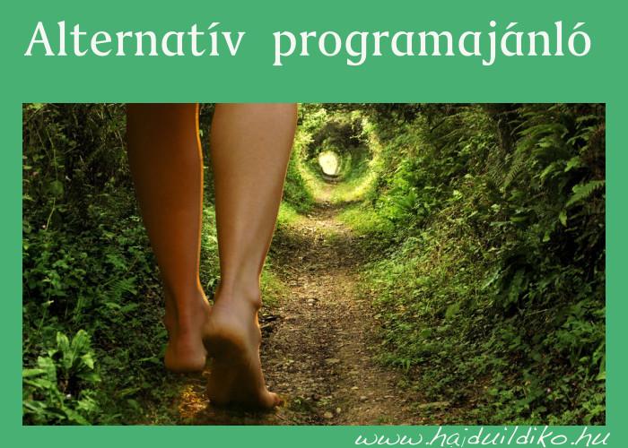 Alternatív programajánló