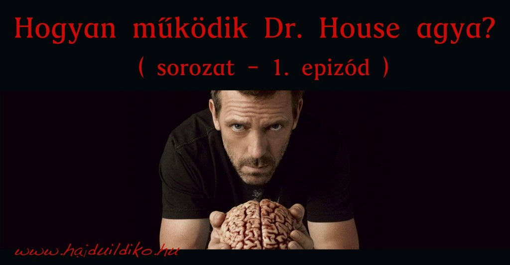 Dr. House agya hogyan működik?