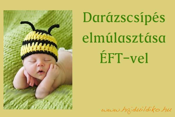 Darázscsípés - ÉFT