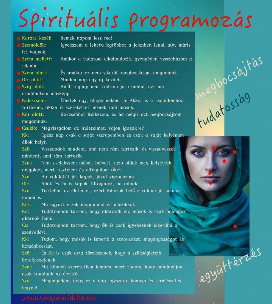 spirituális programozás