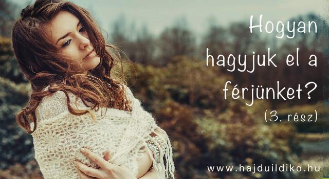 Hogyan hagyjuk el a férjünket? 3. rész Egy ÉFT kezelés részleteit osztom meg. A kopogtatsá egy ügyes módszer megváltoztatni a szenvedést okozó és korlátozó gondolatokat.