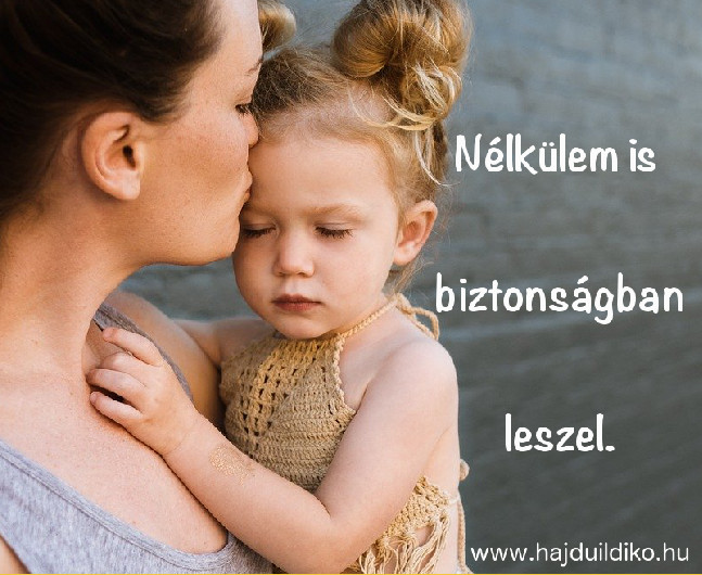 Proxy kopogtatás, vagyis helyettesítő módszer. Az anya saját magán oldja a kislánya problémáját. Szoptatás és elválasztás témában.