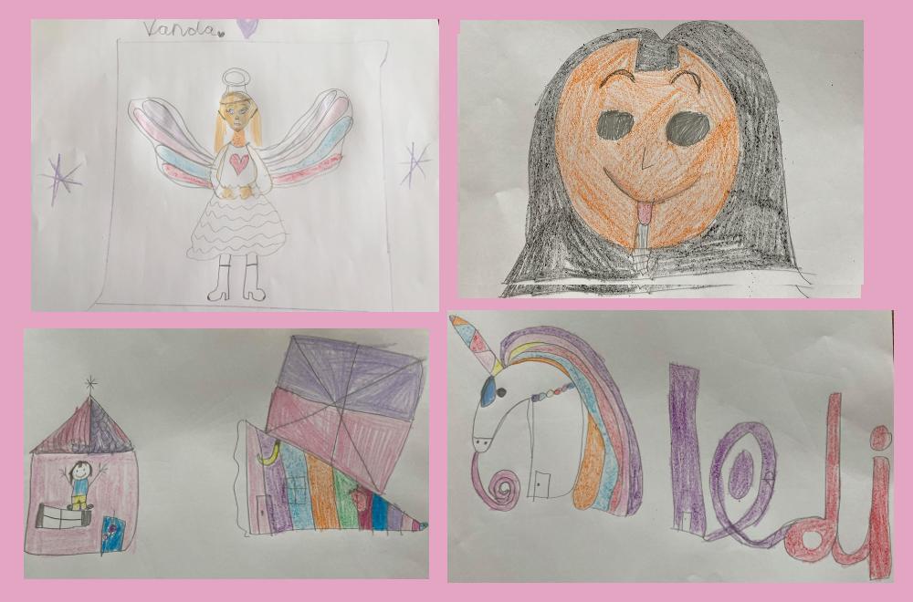 Egy 7 éves kislány iskolai szorongásának oldása, miközben sokat mesél a leszületése előtti történtekről. AAngyalokról, angyal szárnyakról, csúszdáról, ...